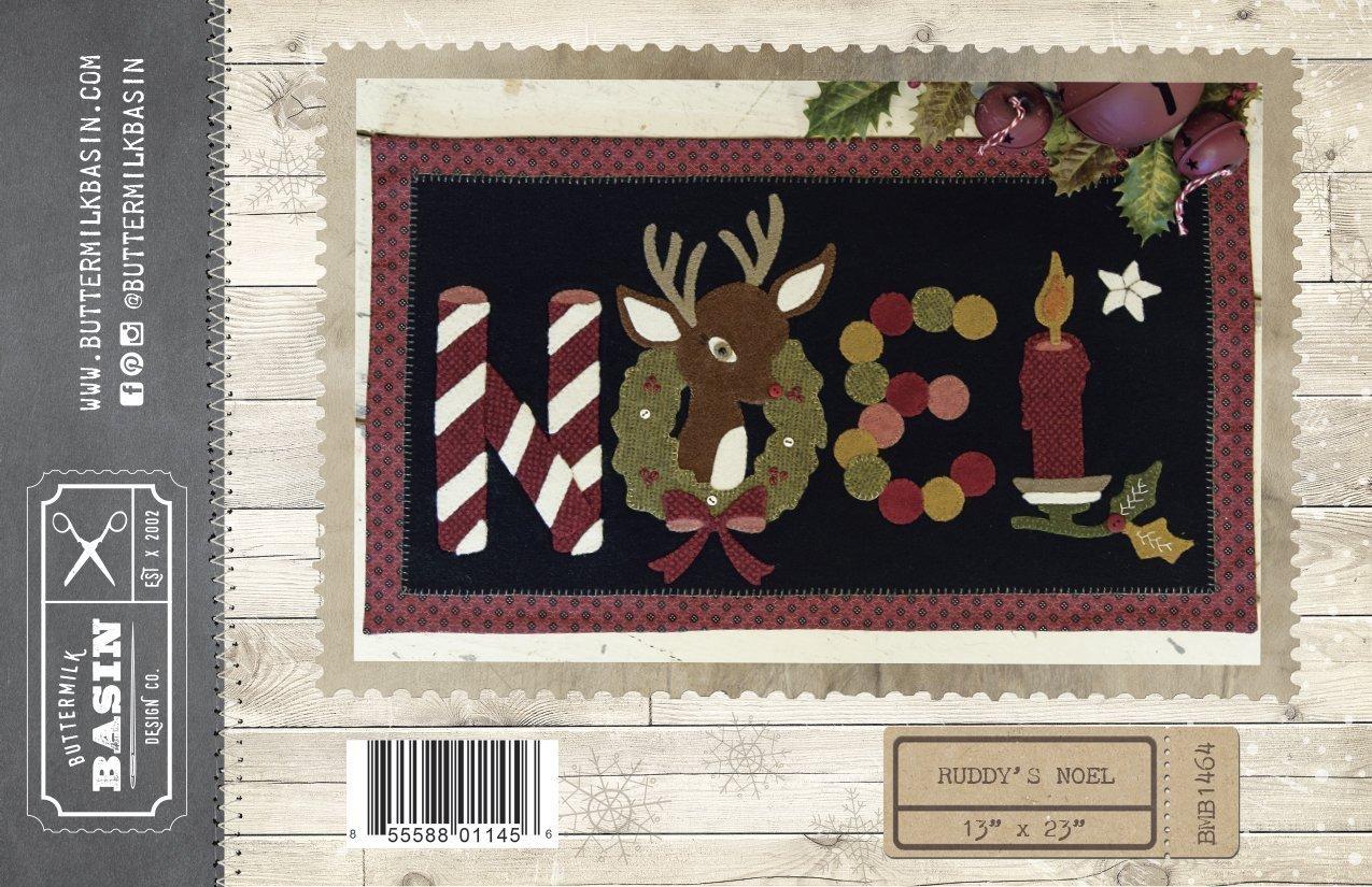 Ruddy's Noel Wool/Cotton Kit