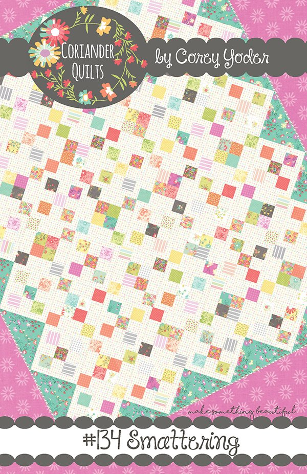 Smattering Cotton Quilt Kit