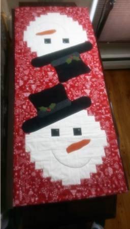Snowman Runner Kit