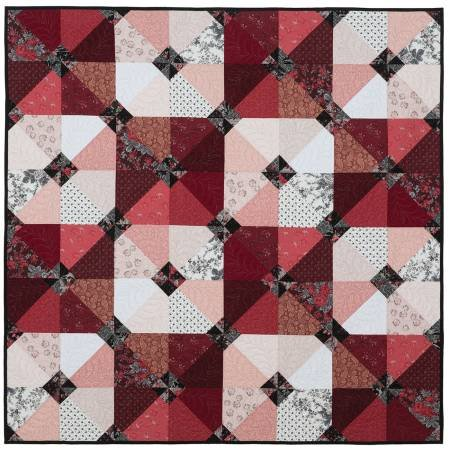 Square Knot Quilt Kit