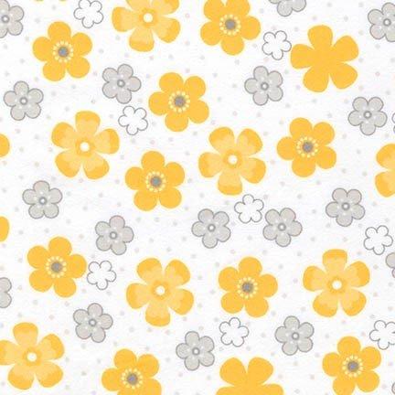 Cozy Cotton 15592-5 Yellow
