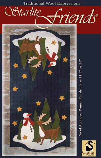 Starlite Friends Wool Kit