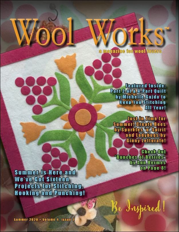 Wool Works Summer 2020
