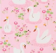 Swan Princess Flannel