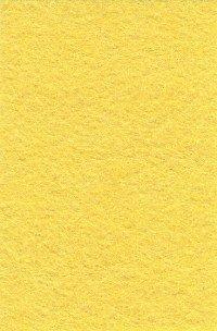 Wool Felt Mellow Yellow