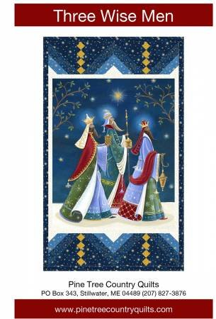 Three Wise Men Quilt Kit