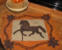 Weathervane Horse Rug Kit
