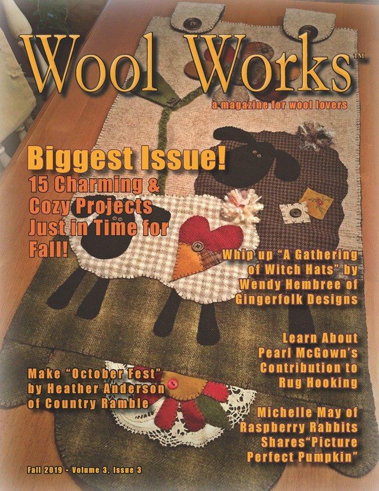 Wool Works Fall 2019