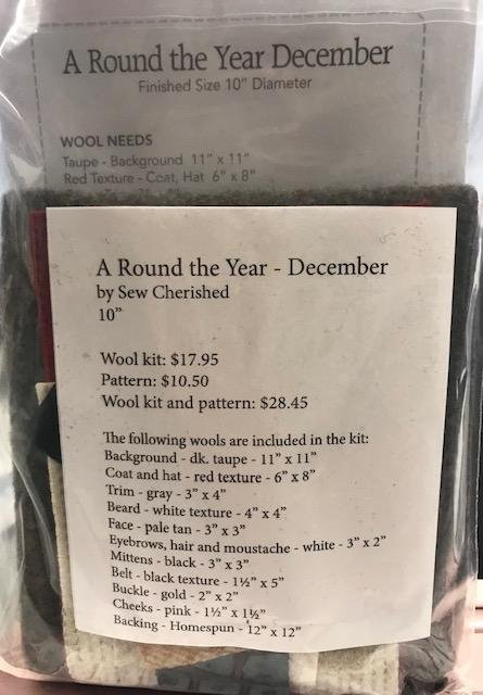 A Round the Year December