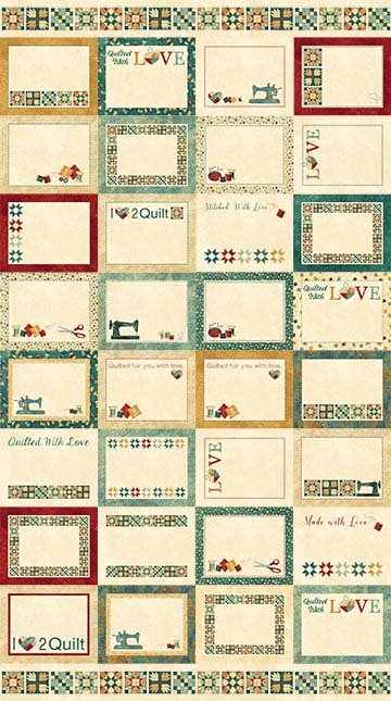 A Stitch in Time Quilt Labels