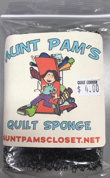 Aunt Pam's Quilt Sponge