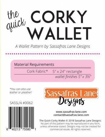 Corky Wallet