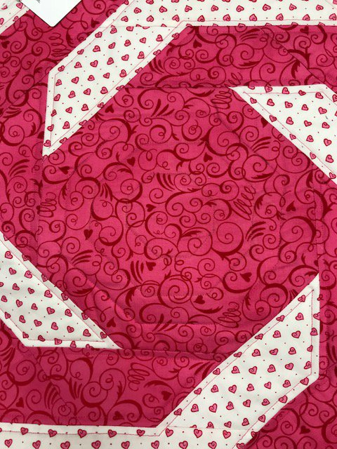 Large Valentine Table Topper