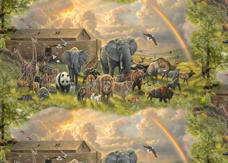 Noah's Ark Digital Panel