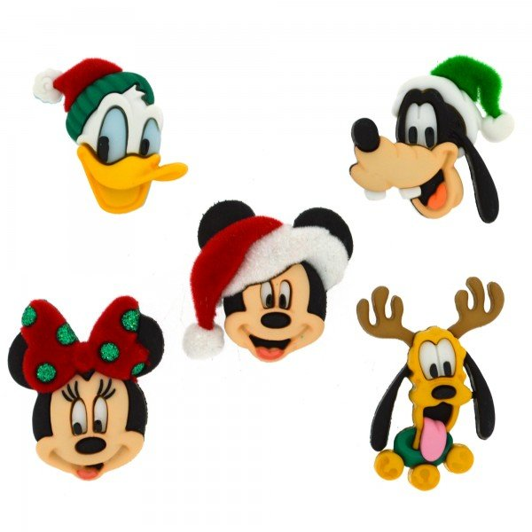 Holiday Heads