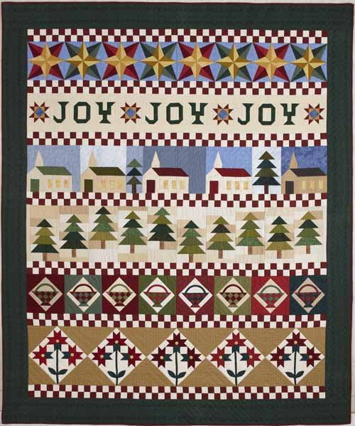 Christmas Block Of The Month