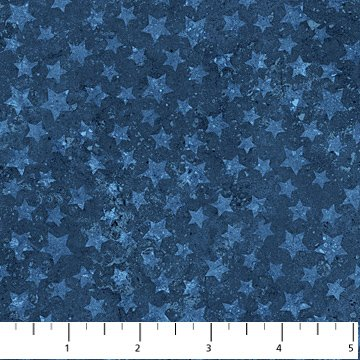 Stars & Stripes Forever Stars ~ Navy
