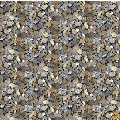 Naturescapes Pebbles ~ Grey