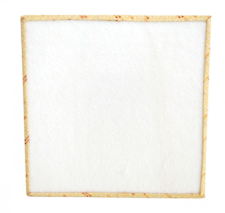 Display Board 18in x 18in Yellow