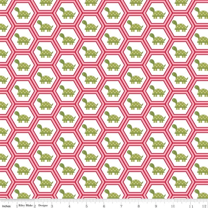 Dandy Turtles Pink