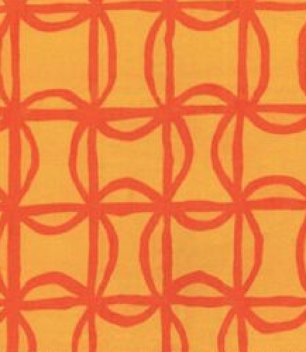 Lili-fied Pinwheel Orange/Dark Orange