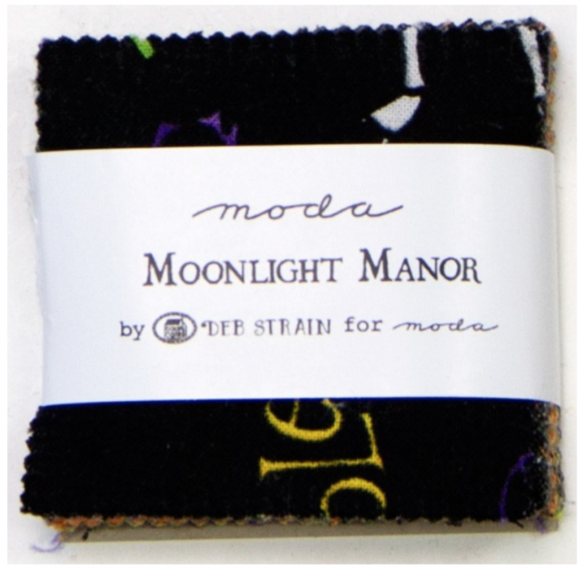 Moonlight Manor by Deb Strain