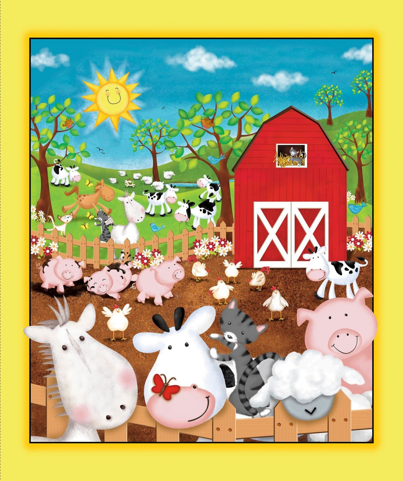 Animal Farm ~ Animal Panel