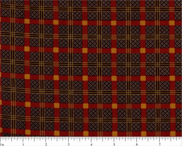 Spice Market Plaid