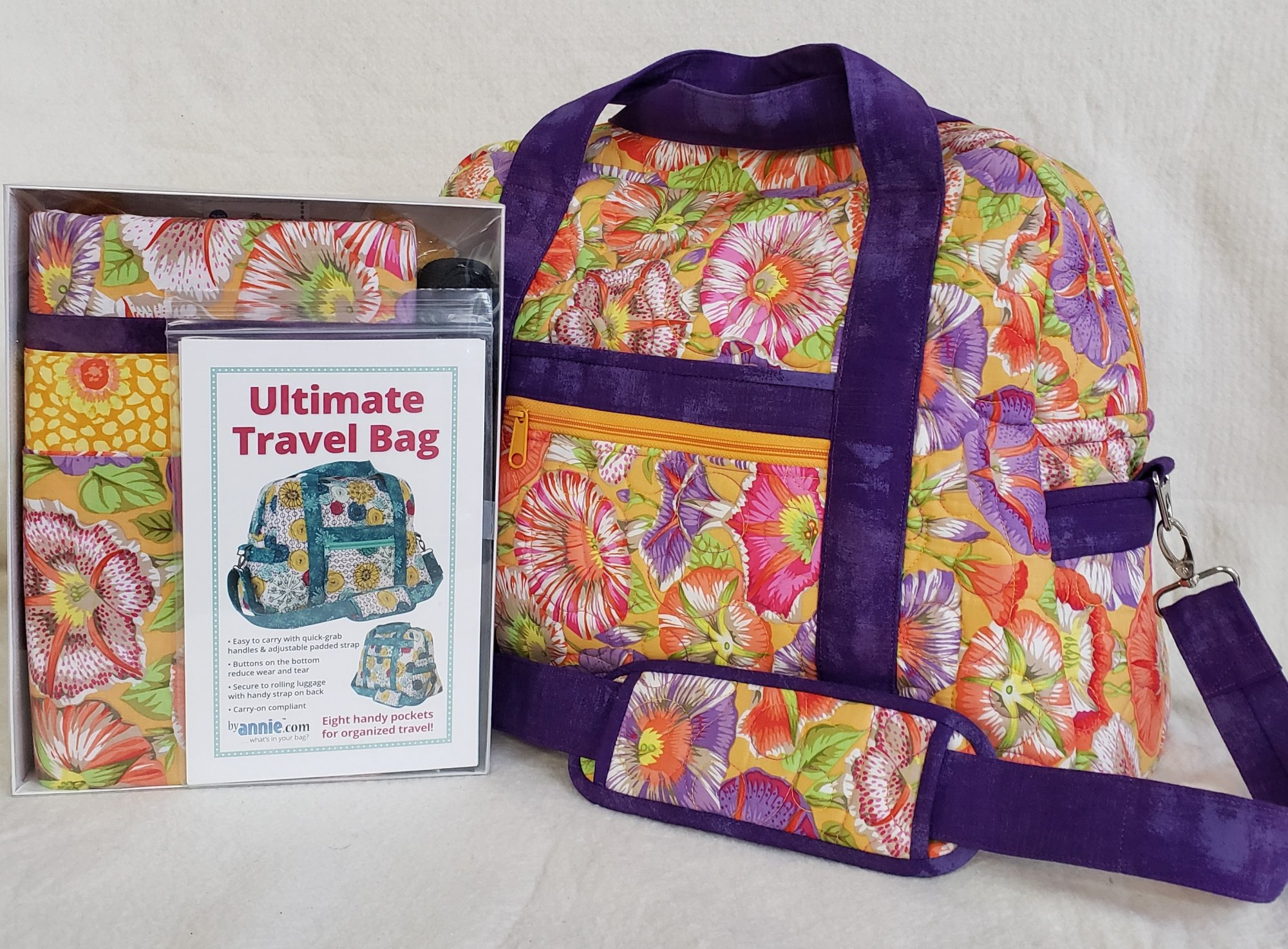 Ultimate Travel Bag Kit