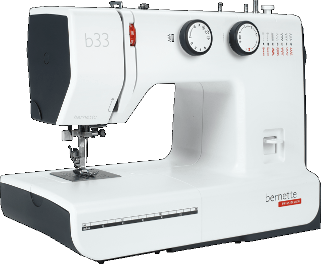b33  Bernette Sewing Machine