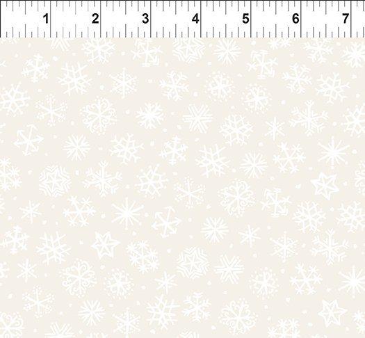 Snowy White Snowflakes #11JPL.1