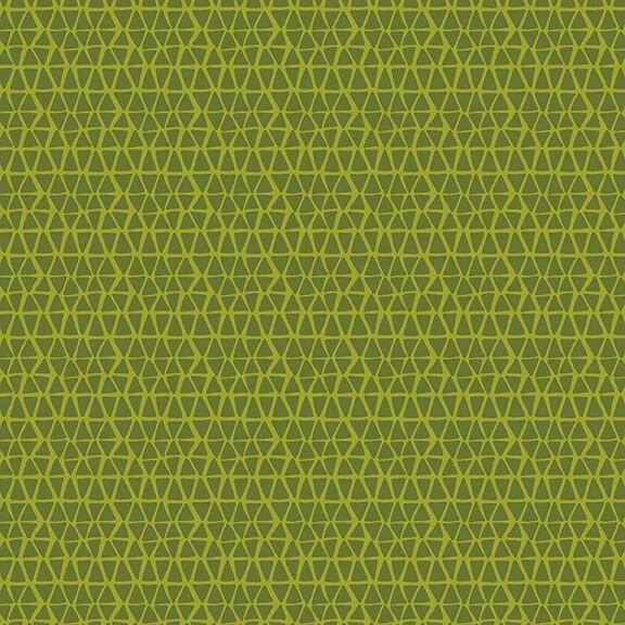 Scale Print Green