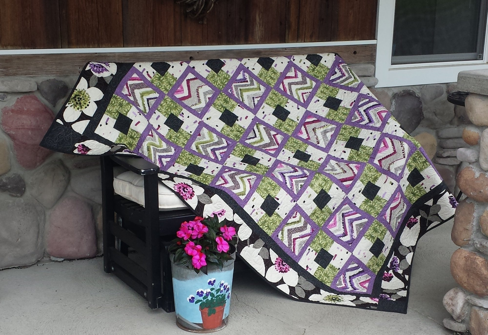 6 Pack The Go-To Quilt