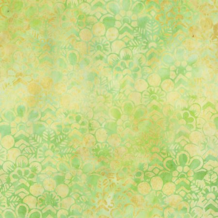 Wallpaper Floral Green