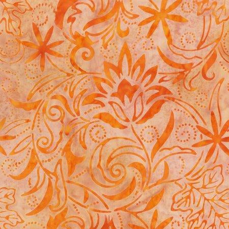 Contour Floral Peach