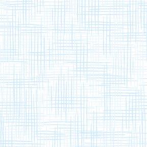 Crosshatch Cloud Blue