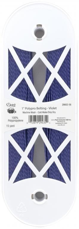 1 Belting--Violet