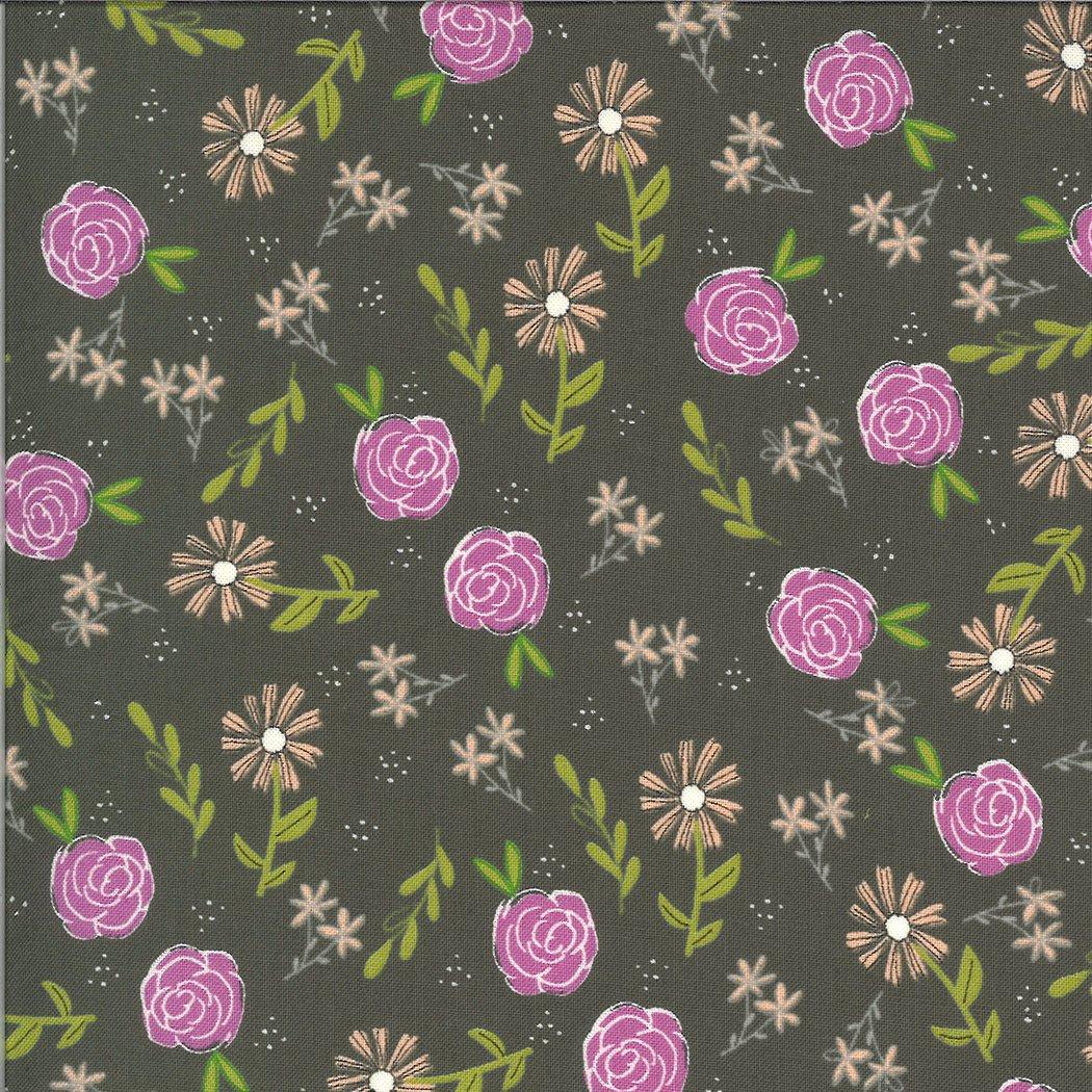 Balboa Wild Rose Charcoal 37591 20