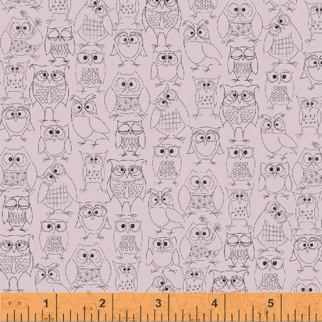 Owl Party #51595-8