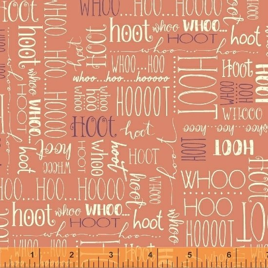 Whoo's Hoo #51596-4
