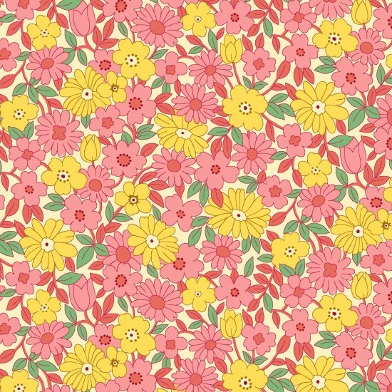 Large Daisy Pink