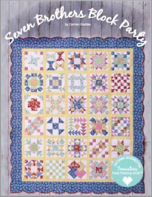 Seven Brothers Block Party Book