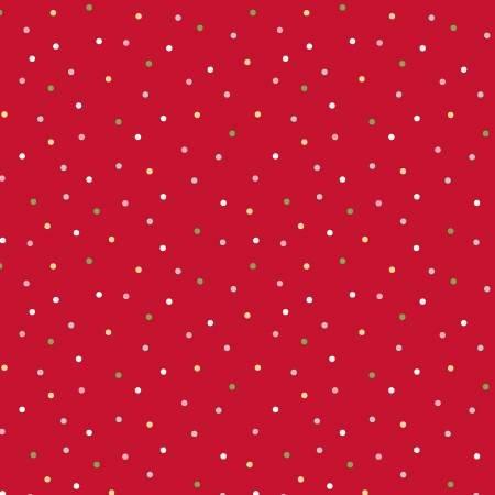 Red/Multi Pin Dot
