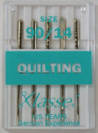Klasse Quilting Needles 90/14