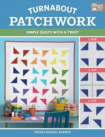 Turnabout Patchwork Book