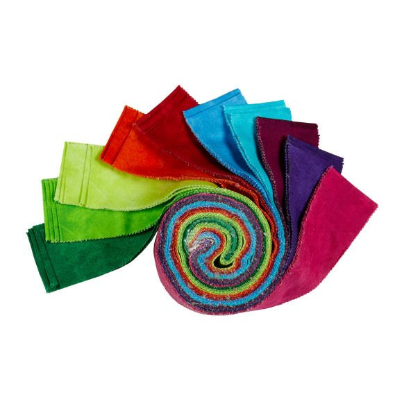 Suede Brights Jelly Roll