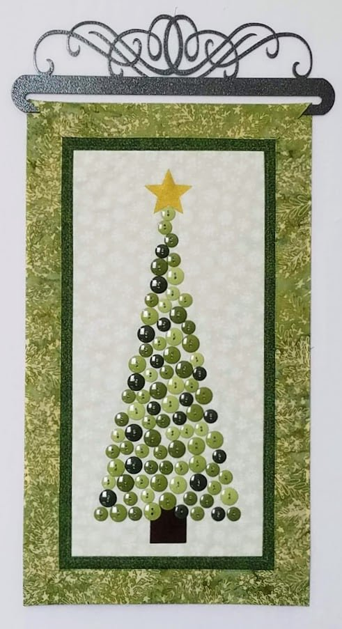 Button Tree Wall Hanging Kit