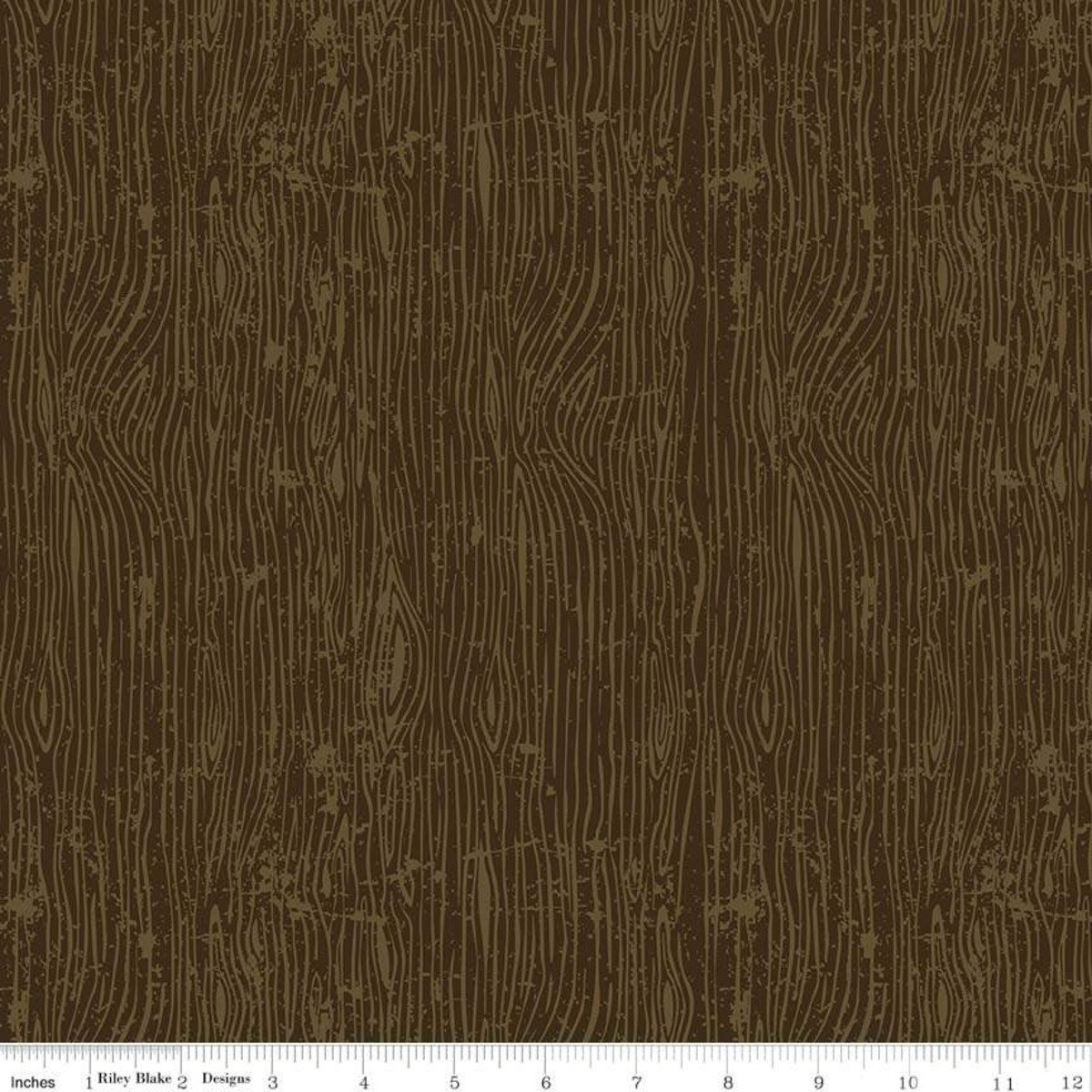 Woodgrain Brown
