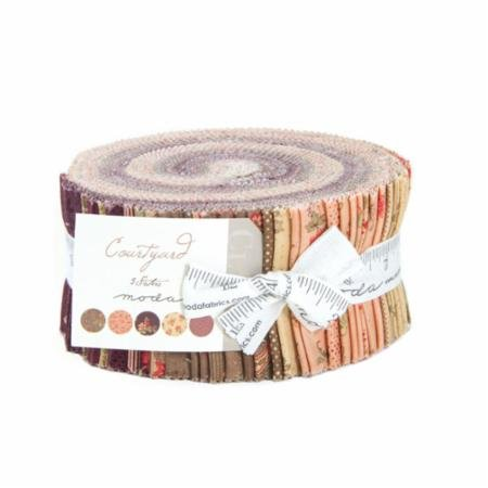 Courtyard Jelly Roll