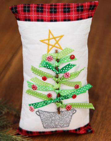 December Rectangle Bench Buddy Kit